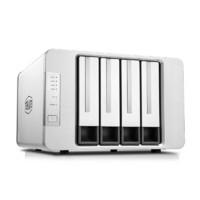 学生专享:TERRAMASTER 铁威马 F4-421 四盘位 Nas网络存储 4GB