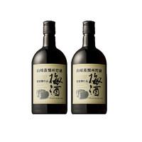 SUNTORY 三得利  山崎 烘焙桶酿梅酒 660ml*2瓶