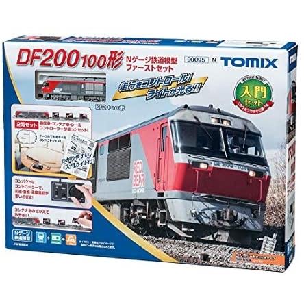 TOMIX 90095 DF200-100形铁道模型 入门套装