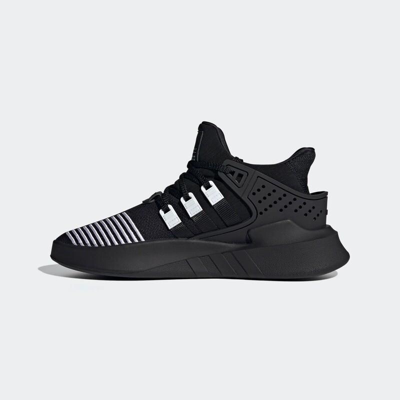京东PLUS会员 : adidas 阿迪达斯 EQT FZ0043 男款黑白休闲运动鞋 *2件