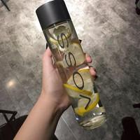 voss矿泉水挪威进口芙丝含气375ml*6整箱玻璃瓶高端弱碱性饮用水