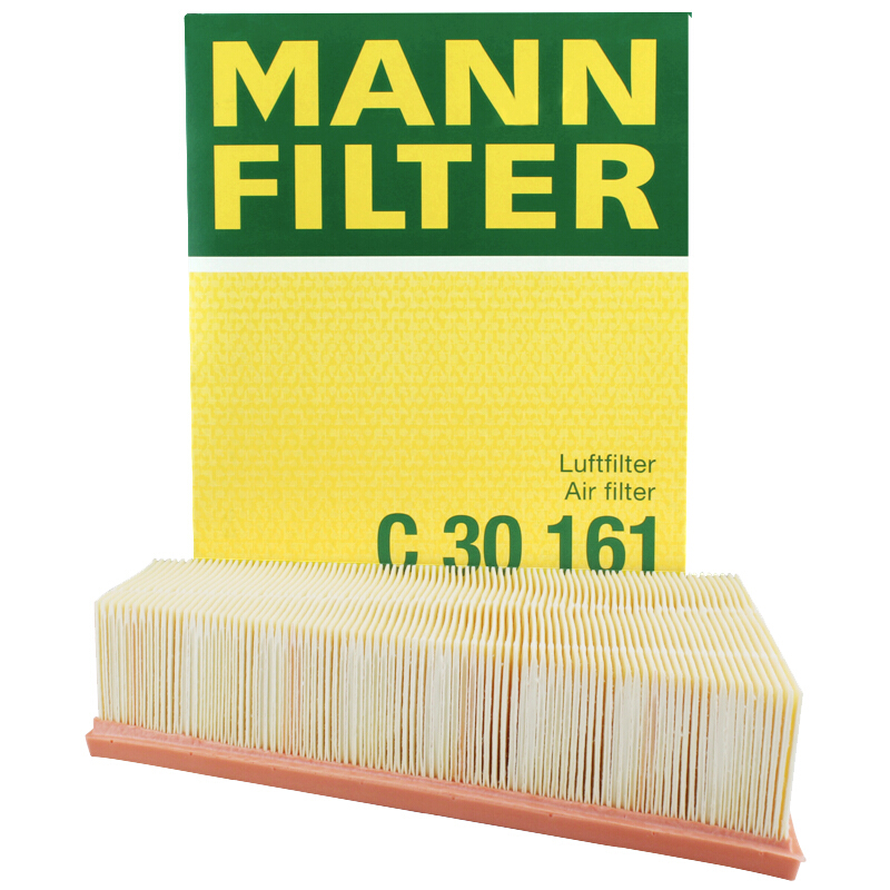 MANNFILTER 曼牌滤清器 C30161 空气滤清器