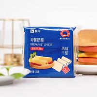 临期品:MENGNIU 蒙牛  早餐芝士片 200g *10件