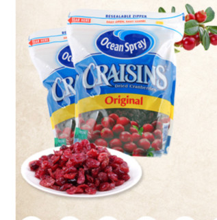 Ocean Spray  优鲜沛 原味蔓越莓干1.36kg