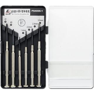 KAFUWELL 卡夫威尔 PS4006-1 螺丝批6件套