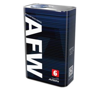 AISIN 爱信 AFW6 变速箱油 12L