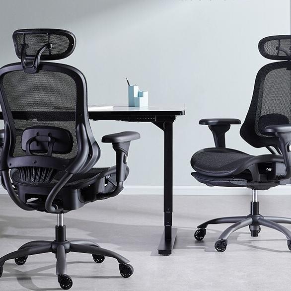 23:30截止 : YANXUAN 网易严选 多功能人体工学转椅 升级款(自行安装)
