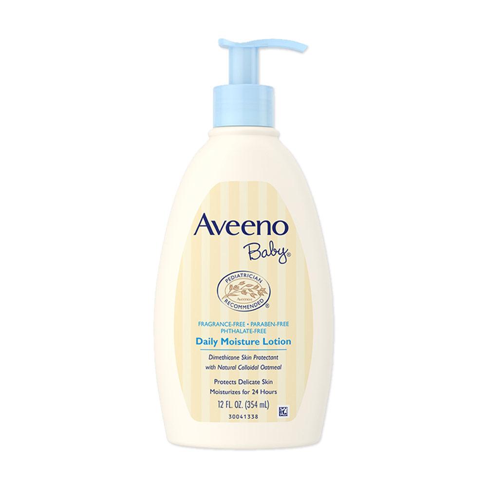 Aveeno 艾惟诺 婴儿燕麦保湿润肤乳面霜 354ml