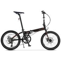 5日0点:DAHON 大行 D8 KBA083 折叠自行车 标准款