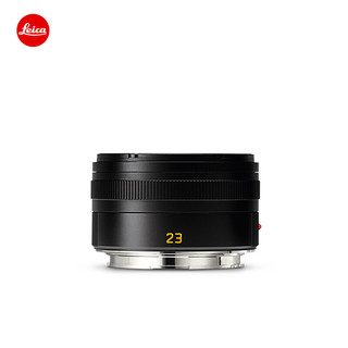 徕卡(Leica)TL相机镜头Summicron-TL23mm/f2.0ASPH定焦 黑 11081