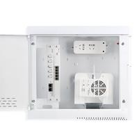 DELIXI 德力西 家用多媒体光纤箱 中箱套餐(塑料面板) +凑单品