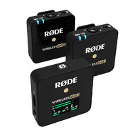 新品首降:RODE 罗德 Wireless GO II 无线麦克风