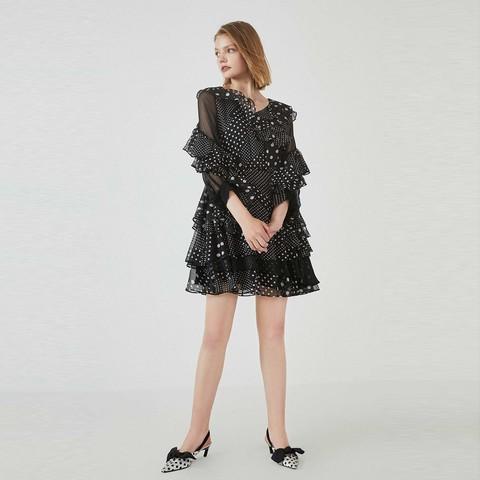 限尺码:Vero Moda 31937D503 女士连衣裙
