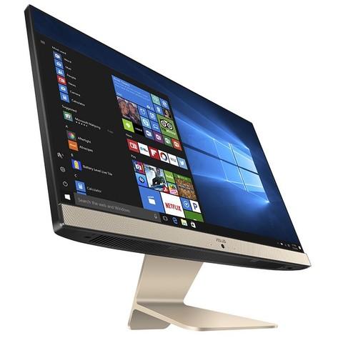 华硕(ASUS) 猎鹰V4 V4000 21.5英寸商务家用高效办公学习高性能一体机台式电脑