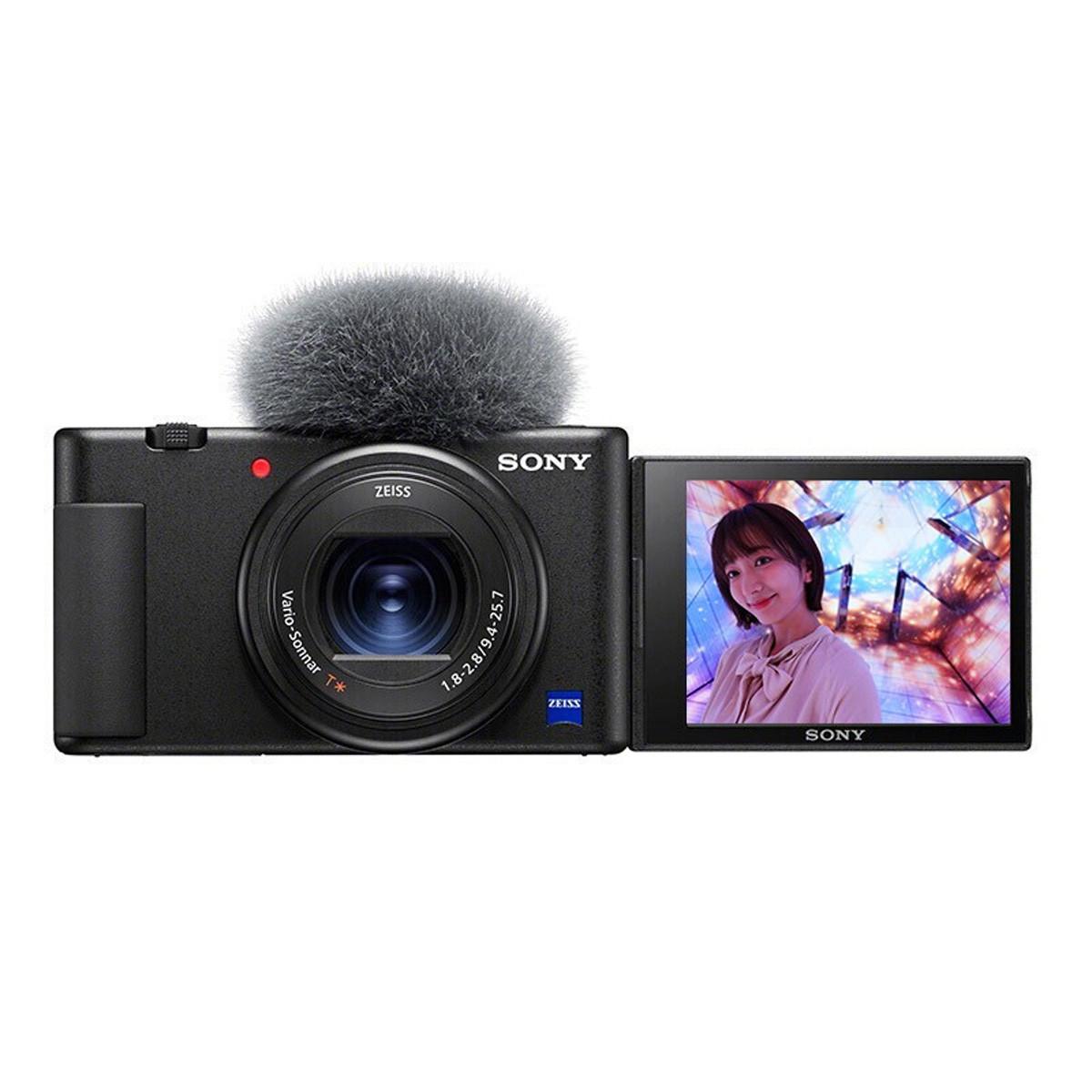 SONY 索尼 ZV-1 Vlog数码相机