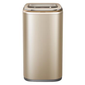 Casarte 卡萨帝 紫精灵系列 C601 30RG 全自动迷你洗衣机 3kg 金色
