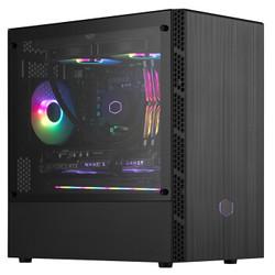 COOLERMASTER 酷冷至尊 MB400L 智瞳 机箱 黑色