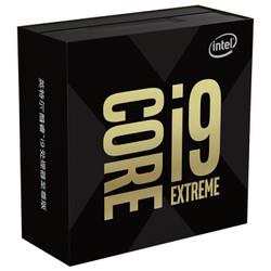Intel 英特尔 Core 酷睿 i9-10980XE 盒装CPU处理器