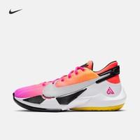 Nike 耐克官方ZOOM FREAK 2 EP 男子籃球鞋新款字母哥DB4738