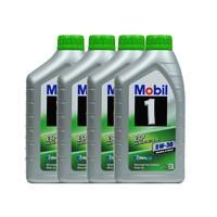 Mobil 美孚 美孚1号 SN 5W-30 ESP 全合成机油 1L 4瓶装