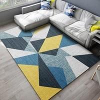 家顿 免洗ins现代简约地毯 50*120cm