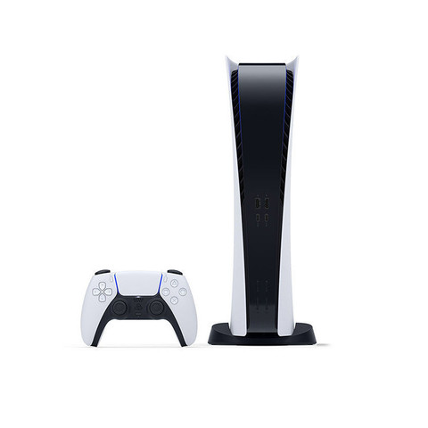 SONY 索尼 日版 PlayStation 5数字版 现货
