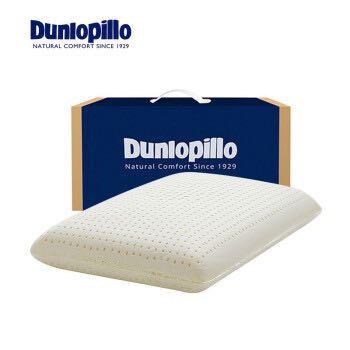 Dunlopillo 邓禄普 印尼原装进口天然乳胶枕 平枕