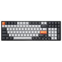 5日0点:MACHENIKE 机械师 K600 无线机械键盘 100键 青轴白光双模版
