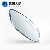 大明 大田大明光学 防蓝光1.74超薄眼镜片 2片