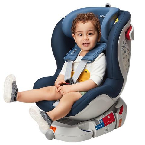 Britax 宝得适 首卫者 儿童安全座椅 0-4岁