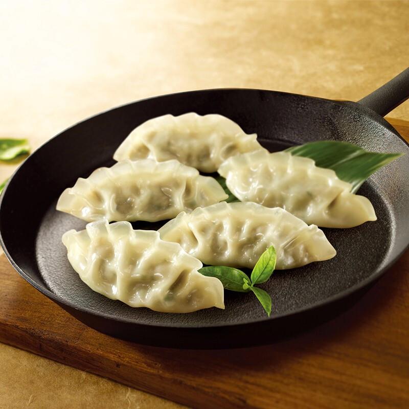 bibigo 必品阁 王饺子玉米猪肉 490g*3袋 + 菌菇三鲜 490g*3袋