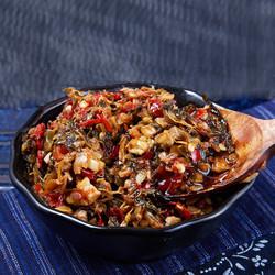 湘西外婆菜下饭菜湖南特产开胃腌菜香辣梅干菜萝卜干酱菜咸菜罐装