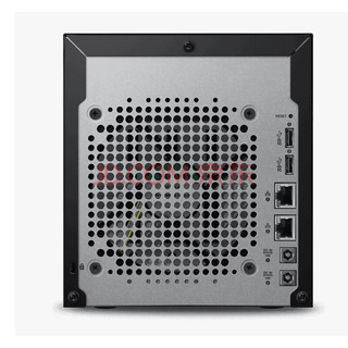 Western Digital 西部数据 My Cloud Pro PR4100 4盘位NAS(N3710、4GB)