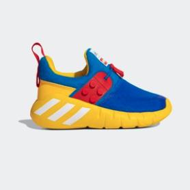adidas 阿迪达斯 FX9563 RapidaZEN LEGO乐高联名款 儿童休闲运动鞋