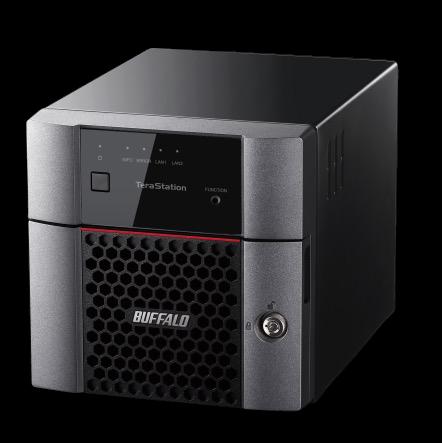 BUFFALO 巴法络 TS3420DN NAS(AL-214、1GB)