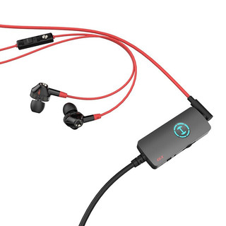 EDIFIER 漫步者 GM360 有线耳机