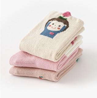 Caramella 焦糖玛奇朵 5650 女童袜子