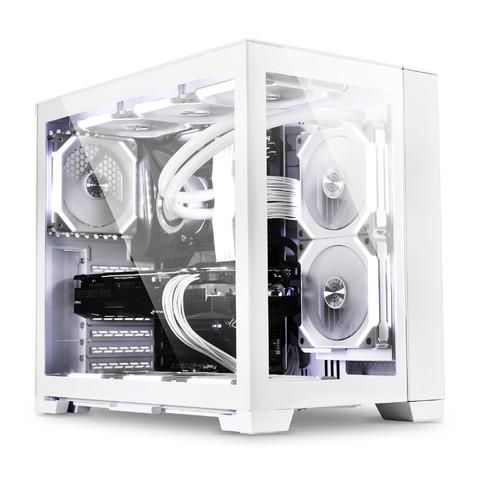 LIANLI 联力 包豪斯mini 模块化水冷机箱 雪白色