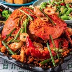 正宗港式风味!上海 查厘士茶餐厅7店通用4人餐