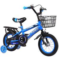 志灵童 儿童自行车 12寸