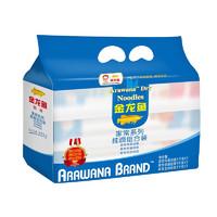 88VIP:金龙鱼 面条家常麦芯挂面 组合装 1kg*3+金龙鱼 河套平原小麦粉 1kg