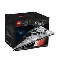5日0点、女神超惠买、88VIP:LEGO 乐高 UCS 收藏家系列 星球大战 75252 帝国歼星舰