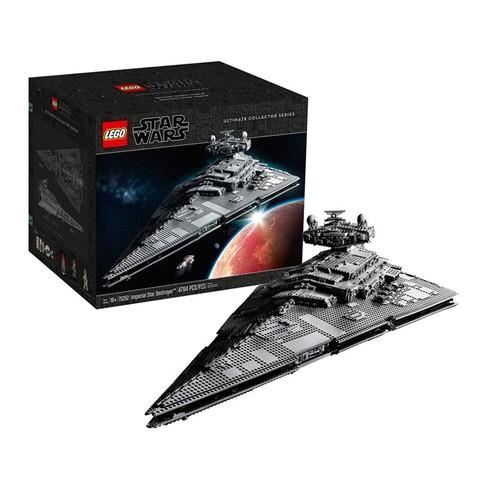 考拉海购黑卡会员:LEGO 乐高 UCS 收藏家系列 星球大战 75252 帝国歼星舰
