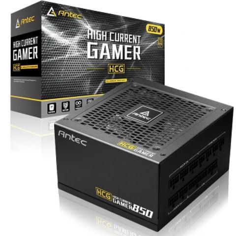 Antec 安钛克 HCG850 电脑电源 金牌(90%)850W 全模组化