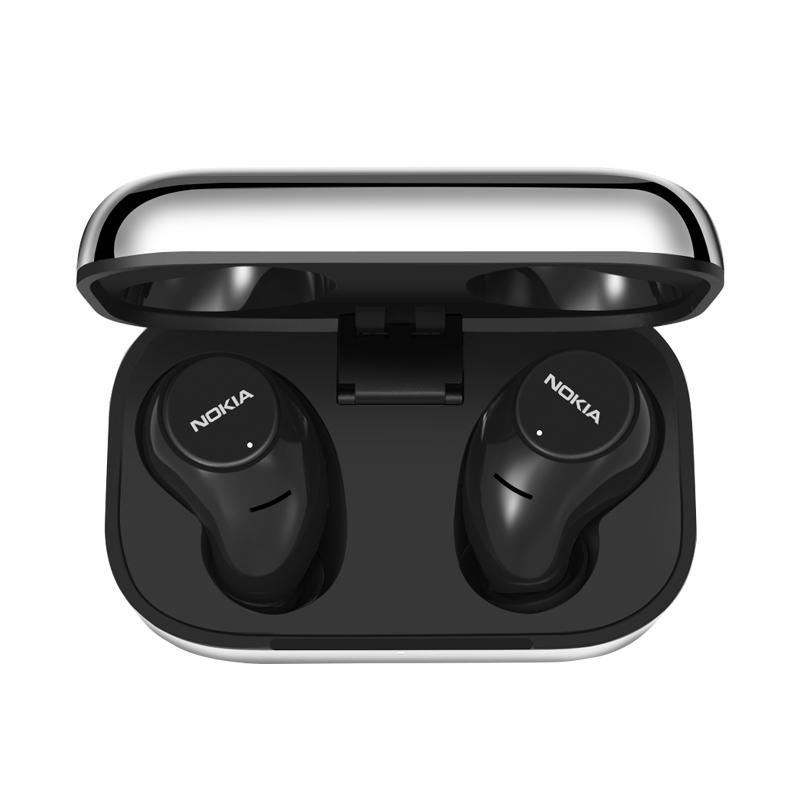NOKIA 诺基亚 P3600 入耳式真无线降噪蓝牙耳机 黑色
