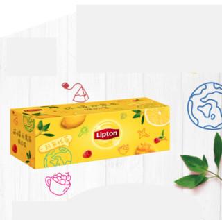 Lipton 立顿 环球水果茶缤纷装 3种口味 30包