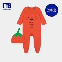 mothercare 婴儿连体衣 2件套