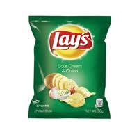 Lay's 乐事 薯片 酸奶油洋葱味 50g