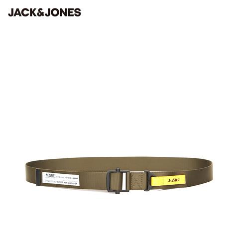 Jack Jones 杰克琼斯 22015O507 男士运动腰带