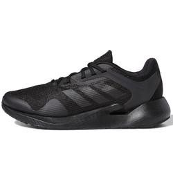 adidas 阿迪达斯  Alphatorsion M 男子跑鞋 EG9626 黑色 42